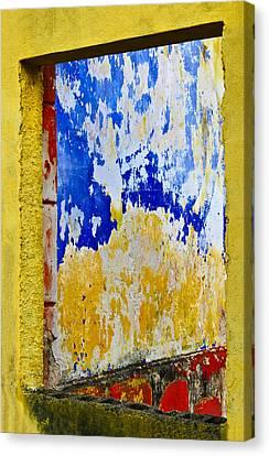 Soul Window Canvas Print by Skip Hunt