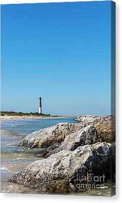 South Jetty #127 Canvas Print by Anthony Tucci