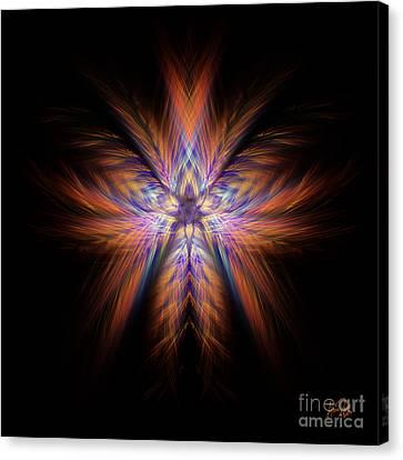 Spectra Canvas Print by Alina Davis