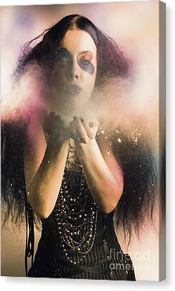 Spellbound By Magic And Fantasy Canvas Print by Jorgo Photography - Wall Art Gallery