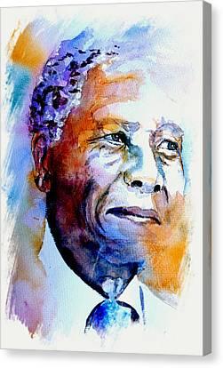 Spirit Of Hope Canvas Print by Steven Ponsford