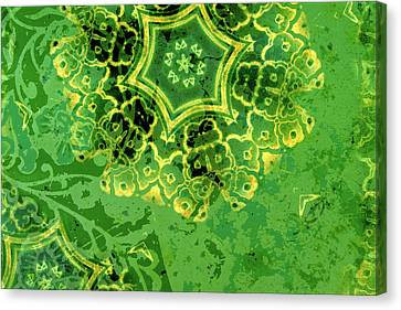 Spring Sprung Canvas Print by Bonnie Bruno