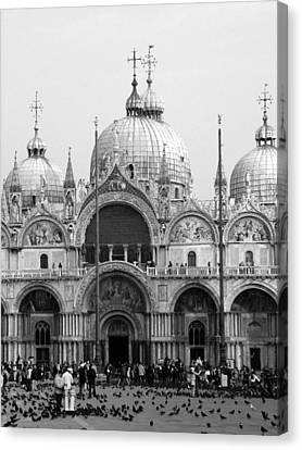 St. Marks Canvas Print by Donna Corless