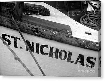 St. Nicholas Canvas Print by David Lee Thompson