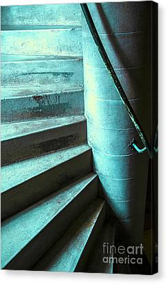 Stair Canvas Print by Svetlana Sewell