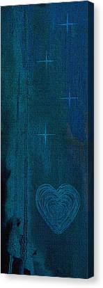 Star Crossed Canvas Print by Lisa S Baker