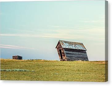 Start Of Fall Canvas Print by Todd Klassy