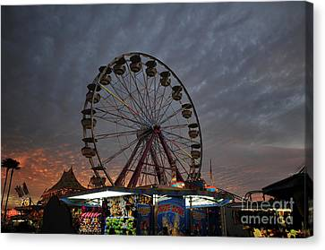 State Fair Canvas Print by David Lee Thompson