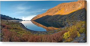 Steens Wilderness Canvas Print by Leland D Howard