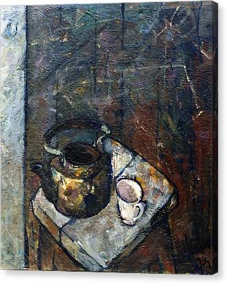 Still Life 4 Canvas Print by Valeriy Mavlo