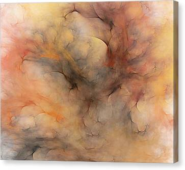 Stormy Canvas Print by David Lane