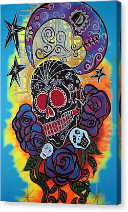 Strange Magic Canvas Print by Laura Barbosa