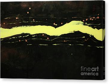 Streak 1 Canvas Print by Mordecai Colodner