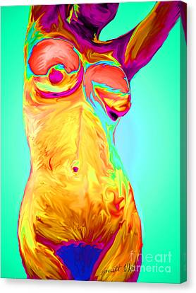 Stretch Canvas Print by Everett White