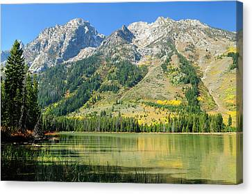 String Lake Canvas Print by Greg Norrell