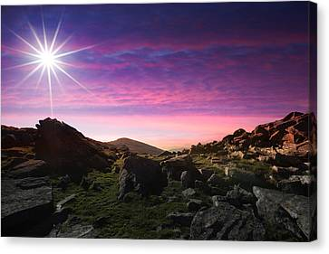 Stunning Landscape Canvas Print by Contemporary Art