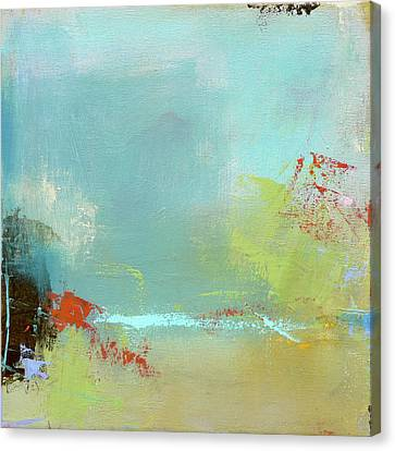 Summer Landscape Canvas Print by Jacquie Gouveia