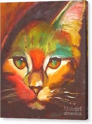 Sunkist Canvas Print by Susan A Becker