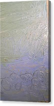 Sunset 76 Canvas Print by Radoslaw Zipper