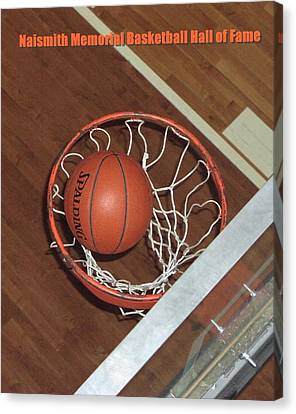 Swish Canvas Print by Mike Martin
