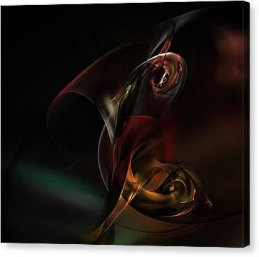 Symphonic Overtones Canvas Print by David Lane