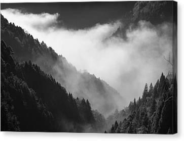 Tai Ping Mountain No.5 Canvas Print by Fan Ying Hua