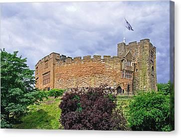 Tamworth Castle Canvas Print by Rod Johnson