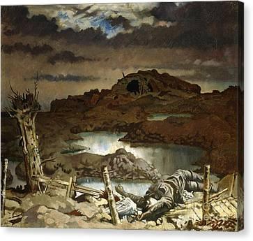 Tate Britain Canvas Print by Sir William