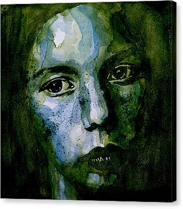 Tell Methere's A Heaven Canvas Print by Paul Lovering