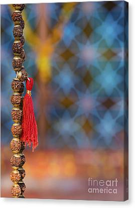 Temple Japamala Canvas Print by Tim Gainey
