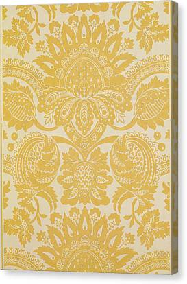 Temple Newsam Canvas Print by Cole and Sons