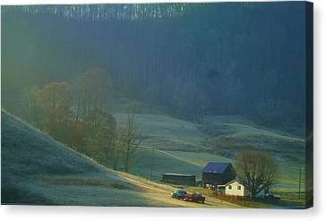 Tennessee Morning.. Canvas Print by Al  Swasey