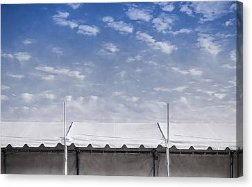 Tent Canvas Print by Scott Norris