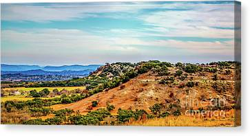 Texas Hill Country Canvas Print by Jon Burch Photography