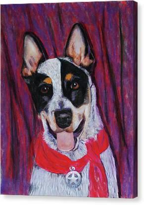 Texas Ranger Canvas Print by Billie Colson