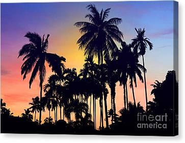 Thailand Canvas Print by Mark Ashkenazi
