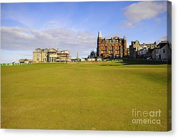 The 18th Canvas Print by Stephen Smith