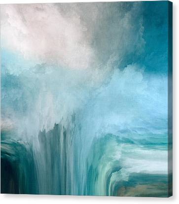 The Abyss Canvas Print by Lonnie Christopher