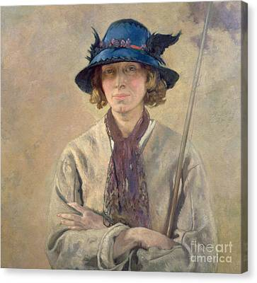 The Angler, 1912 Canvas Print by Sir William Orpen