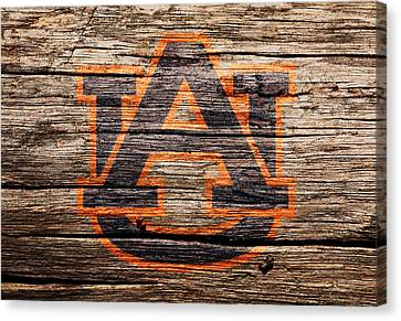 The Auburn Tigers 1a Canvas Print by Brian Reaves