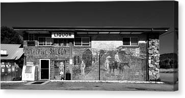 The Catherine Saloon Canvas Print by Mountain Dreams