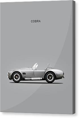 The Cobra Canvas Print by Mark Rogan