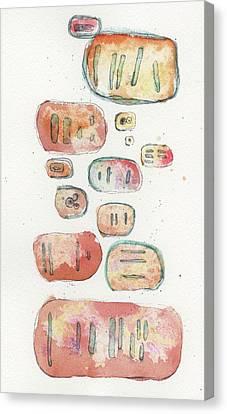 The Division  1 Canvas Print by Mark M  Mellon