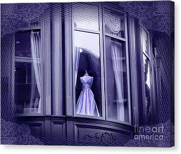 The Fading Scent Of Lavender Canvas Print by Laura Iverson