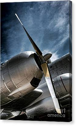 The Farewell  Canvas Print by Olivier Le Queinec