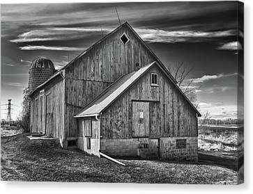 The Fargo Project 12232b Canvas Print by Guy Whiteley