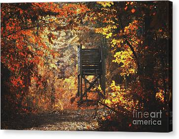 The Fifth Seasons Canvas Print by Mark Borbely