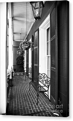 The Front Porch Canvas Print by John Rizzuto