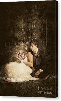 The Future Of A Marriage Canvas Print by Jorgo Photography - Wall Art Gallery