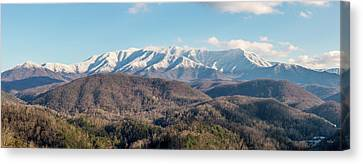 The Great Smoky Mountains II Canvas Print by Everet Regal
